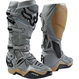 Image of the Fox Racing Instinct LE Men's Off-Road Motorcycle Boots - Stone / Size 10