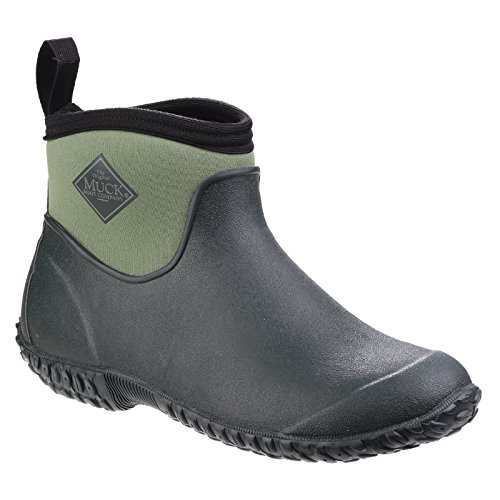Image of the Muck Boot Mens Muckster II Ankle All-Purpose Lightweight Shoe (13 US) (Moss/Green)