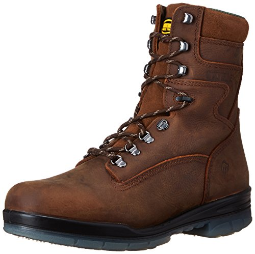 Image of the Wolverine Men's W03238 Durashock Boot, Brown, 8 M US