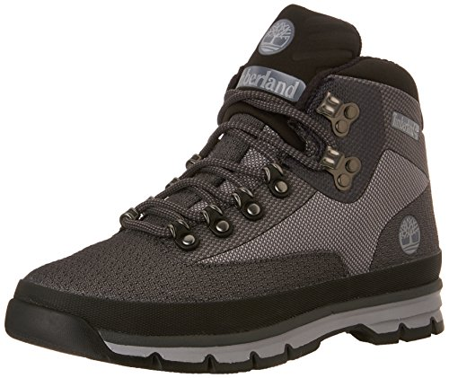 Image of the Timberland Mens Jacquard EURO Hiker Dark Grey Jacquard Boot - 11