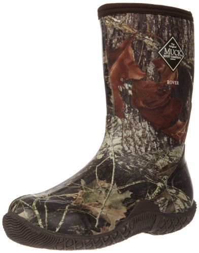 Image of the MuckBoots Rover II Boot (Toddler/Little Kid/Big Kid),Camo,3 M US Little Kid