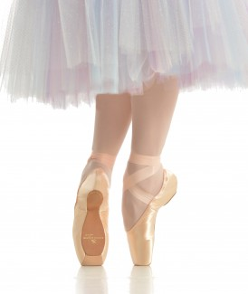 Gaynor Mindens Pointe Shoes - ballerina with long skirt