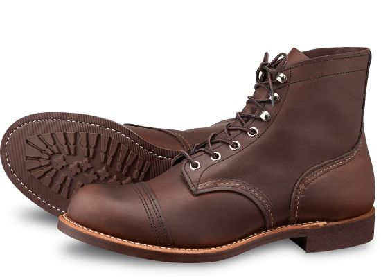 Red Wing Iron Ranger vs Wolverine 1000 Mile Boot