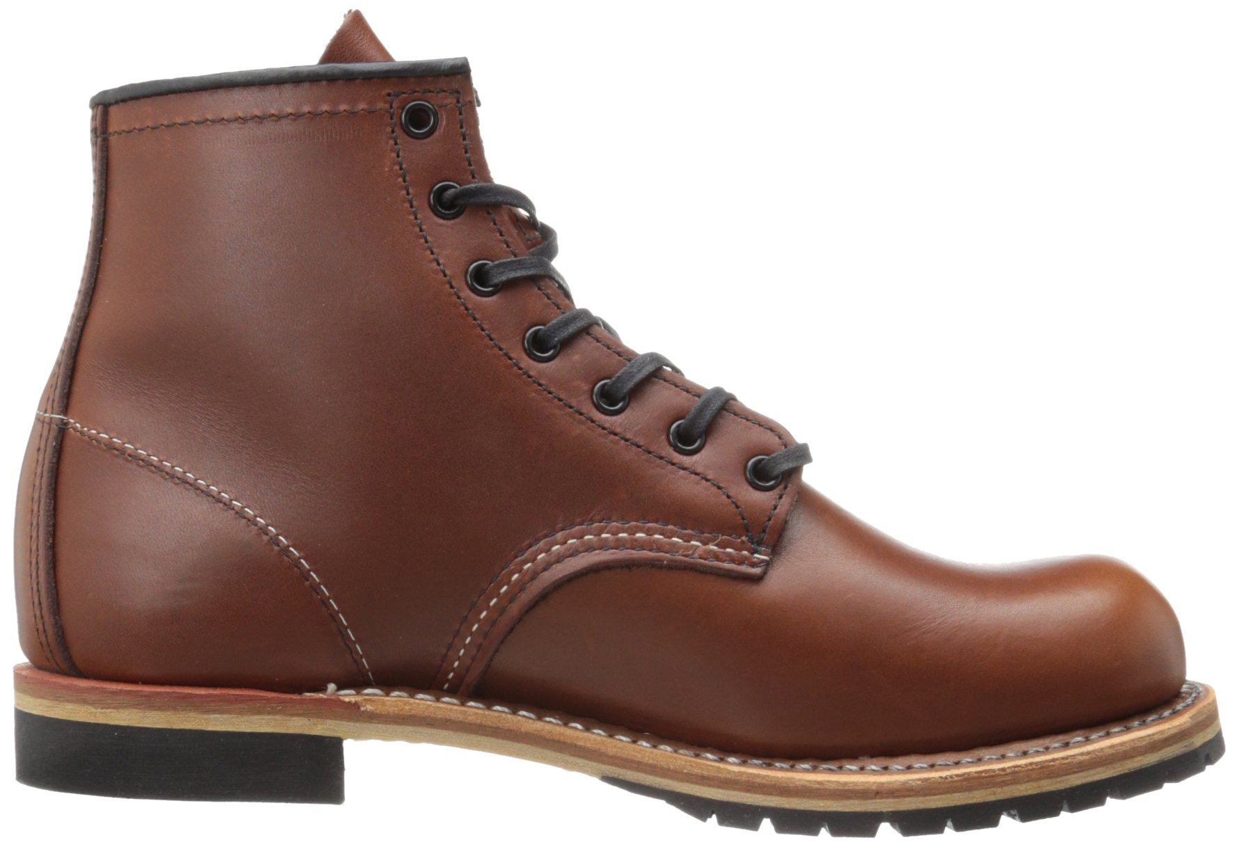 Red Wing Heritage Beckman Round Boot review