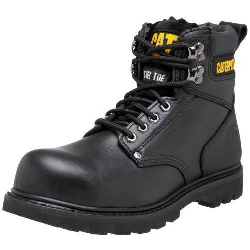 cat second shift work boots