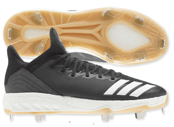 detailed pictures 76a45 4e23d Adidas Icon 4 Baseball Cleats Full Review 2018