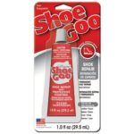 best glue for shoe soles is shoe goo